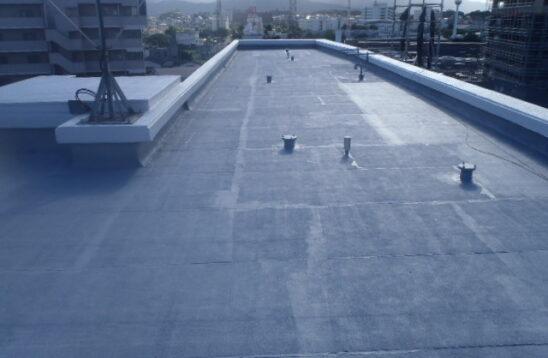 屋上防水 保護塗装